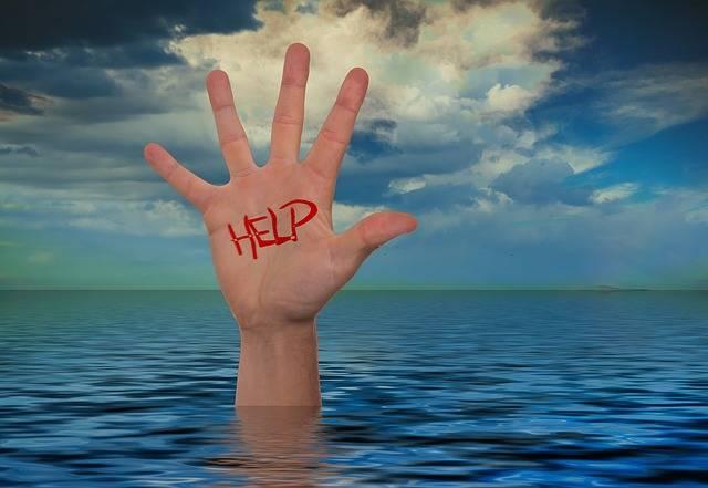 Hand Sea Water - Free image on Pixabay (510300)