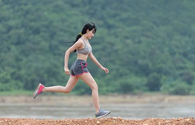 Woman Running Run - Free photo on Pixabay (510316)