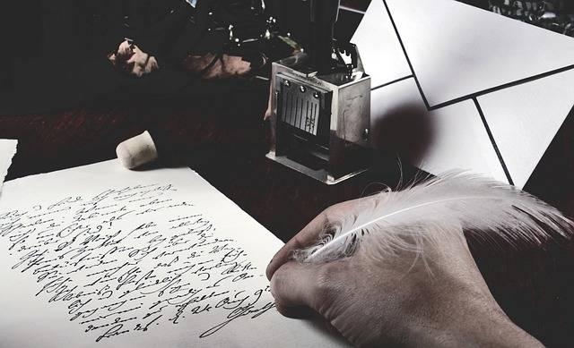 Write Poet Poetic - Free photo on Pixabay (510869)