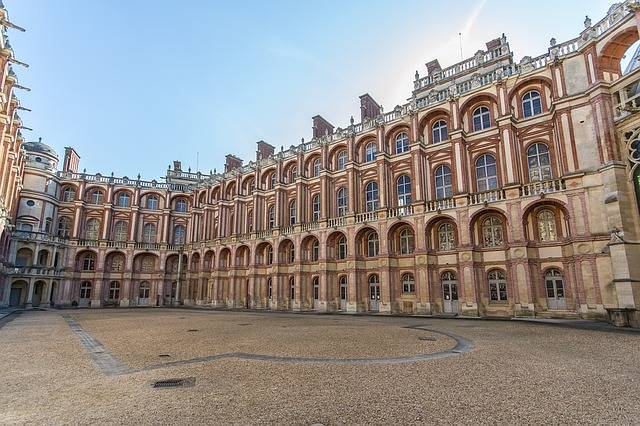 Castle Building France - Free photo on Pixabay (510922)