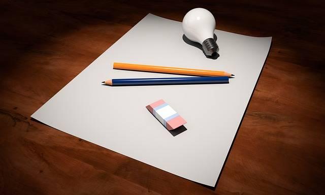 Idea Empty Paper - Free image on Pixabay (511421)