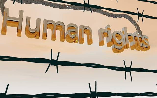 Barbed Wire Human Rights Equality - Free image on Pixabay (511691)