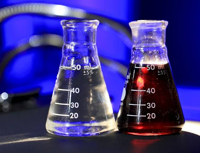 Vials Science Liquids - Free photo on Pixabay (511793)