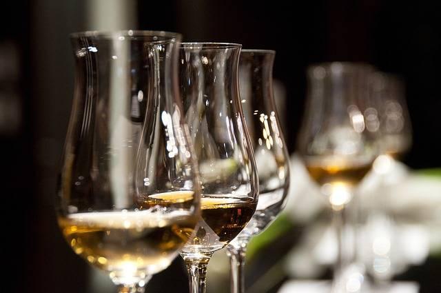 Wine Glasses Drink - Free photo on Pixabay (511846)