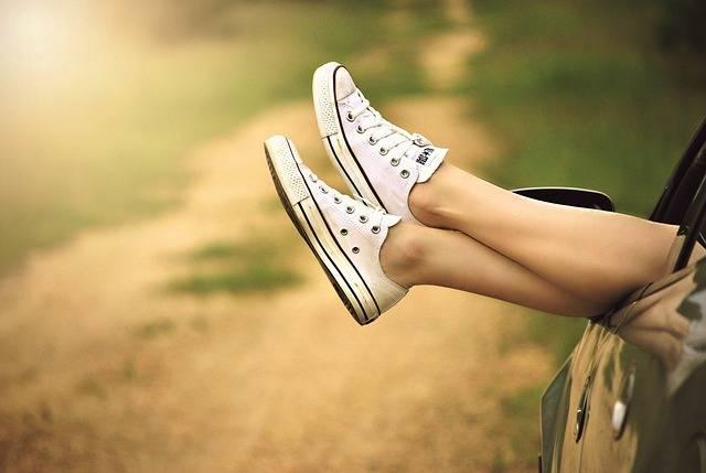 Legs Window Car Dirt - Free photo on Pixabay (511990)