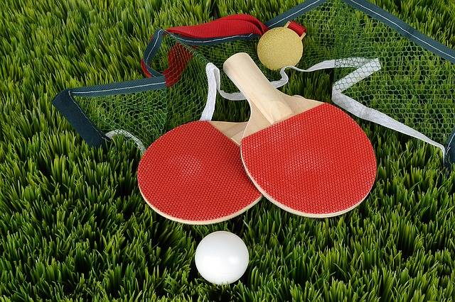 Table Tennis Ping-Pong Bat - Free photo on Pixabay (512021)