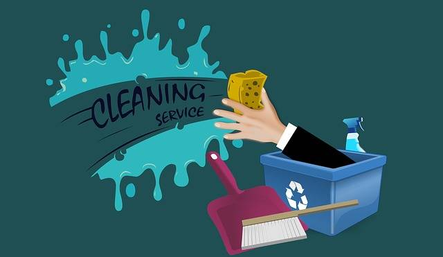 Cleaning Service Cleaner - Free image on Pixabay (512036)