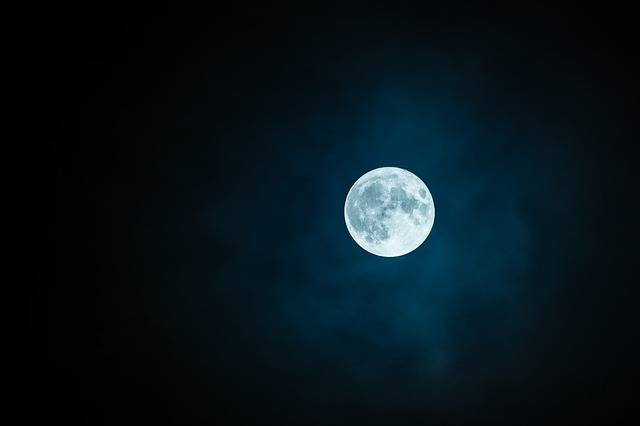 Moon Full Sky - Free photo on Pixabay (512218)