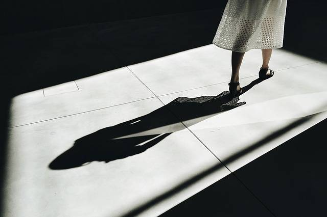 People Woman Shadow - Free photo on Pixabay (512461)