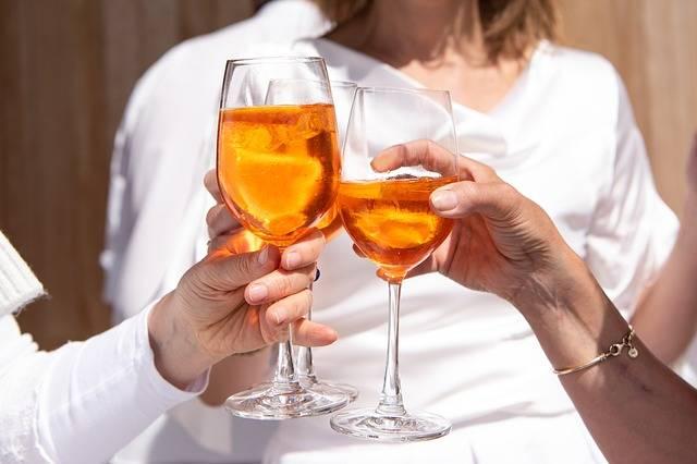 Glasses Drink Alcohol - Free photo on Pixabay (512509)