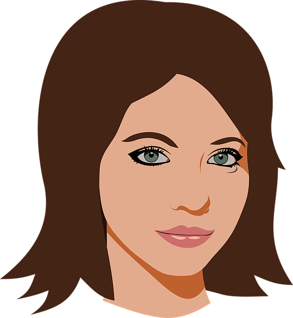 Actress Beauty Face - Free vector graphic on Pixabay (512967)