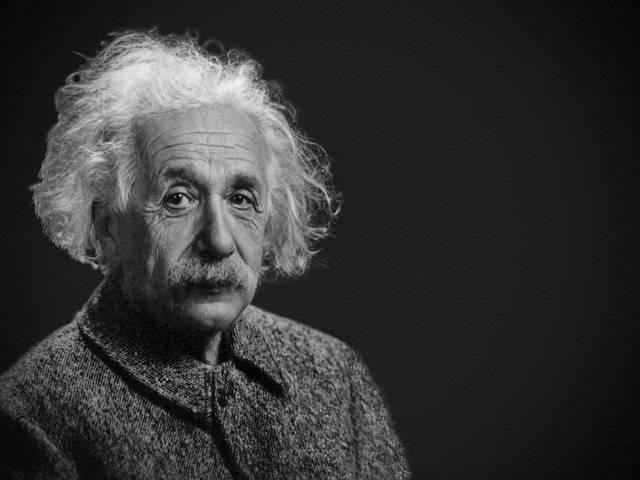 Albert Einstein Portrait - Free photo on Pixabay (514172)