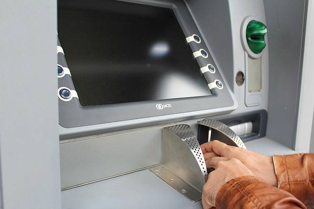 Atm Brexit Cash Withdraw - Free photo on Pixabay (514376)