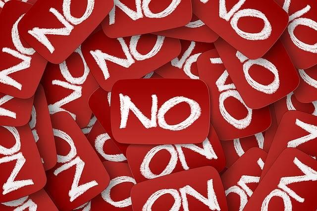 No Negative Many - Free image on Pixabay (515563)
