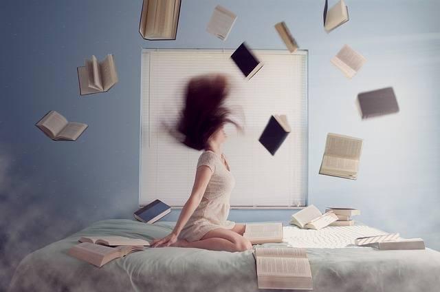 Woman Studying Learning - Free photo on Pixabay (515617)