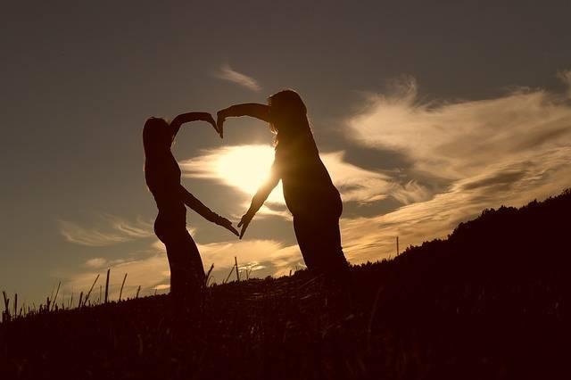 Heart Friendship Love - Free photo on Pixabay (516270)