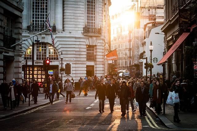 Urban People Crowd - Free photo on Pixabay (516390)