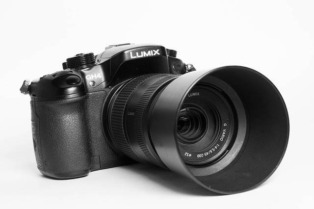 Camera Dslr Mirrorless - Free photo on Pixabay (516401)