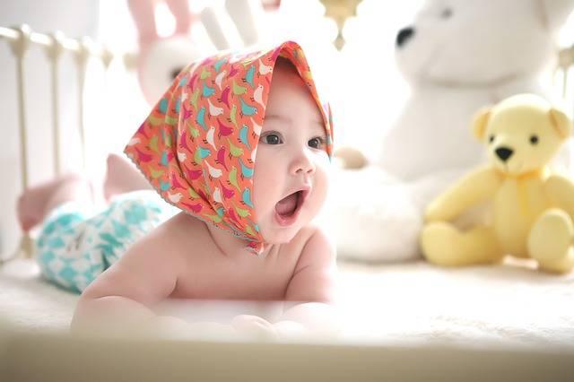 Baby Bed - Free photo on Pixabay (516424)