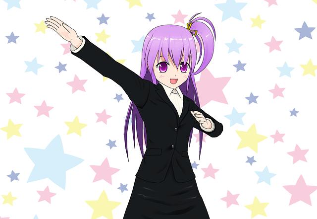 Moe Woman Girl Manga - Free image on Pixabay (516511)