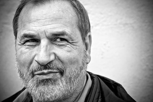 Man Portrait Male Person - Free photo on Pixabay (516554)