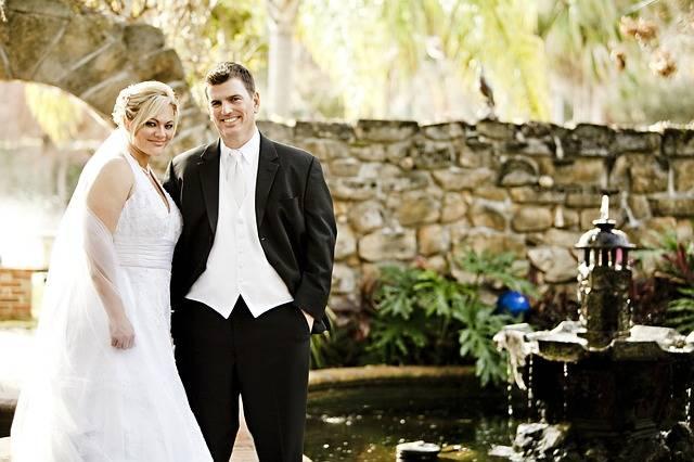Bride Groom Wedding - Free photo on Pixabay (516557)