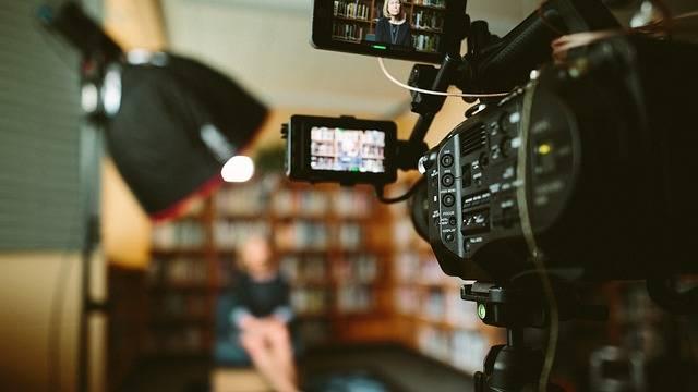Video Camera Optics - Free photo on Pixabay (516596)