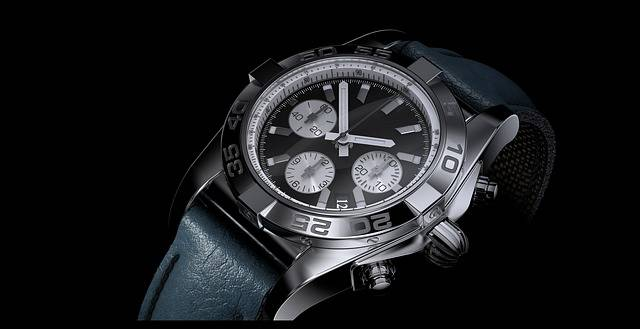 Time Clock Wrist Watch - Free photo on Pixabay (516599)