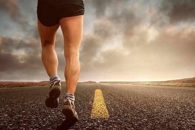 Jogging Run Sport - Free photo on Pixabay (516607)