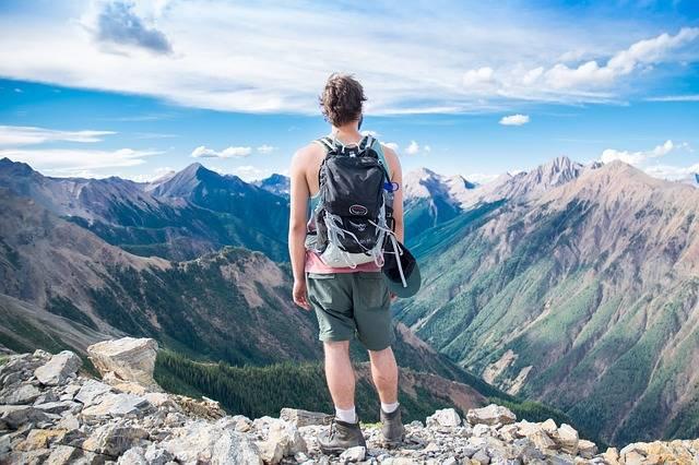 Adventure Altitude Backpack - Free photo on Pixabay (516616)