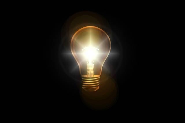 Light Bulb Think Idea - Free image on Pixabay (516629)