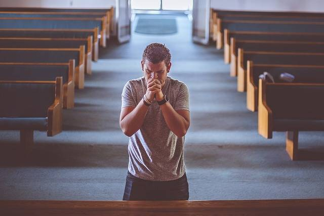 Praying God Christianity - Free photo on Pixabay (517040)