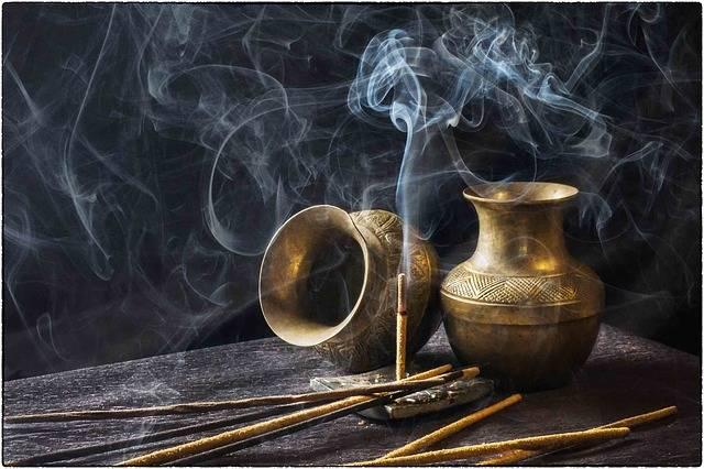 Incense Indian Aromatic - Free photo on Pixabay (517052)