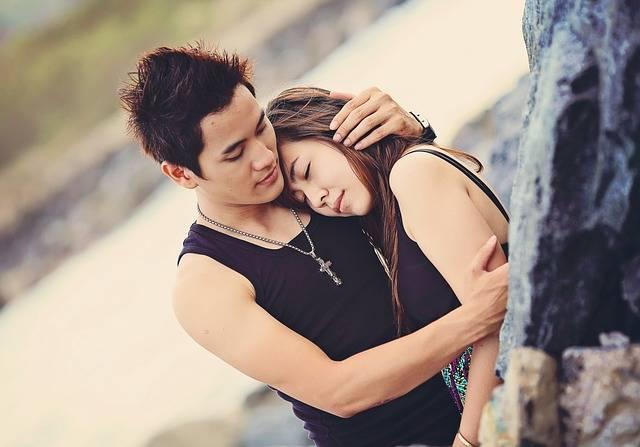 Love Couple Happy - Free photo on Pixabay (517061)