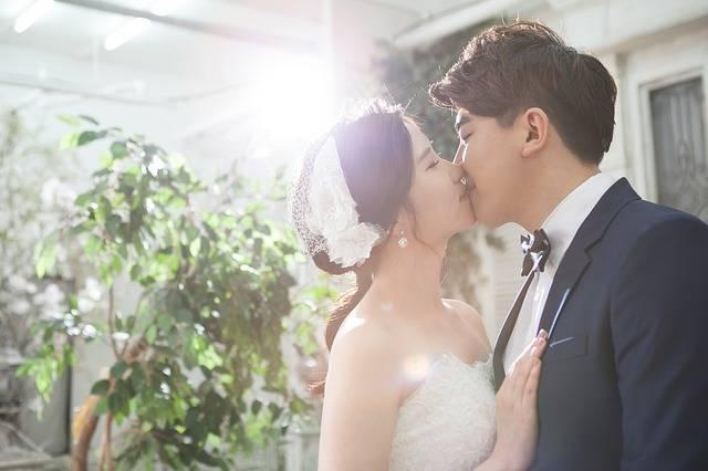 Couple Marriage Groom - Free photo on Pixabay (517076)
