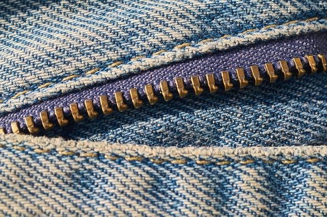 Zipper Pants Denim - Free photo on Pixabay (517428)