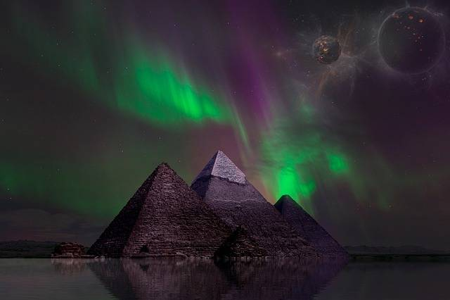 Fantasy Pyramids Mystic - Free photo on Pixabay (517526)
