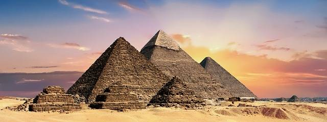 Pyramids Egypt Egyptian - Free photo on Pixabay (517811)