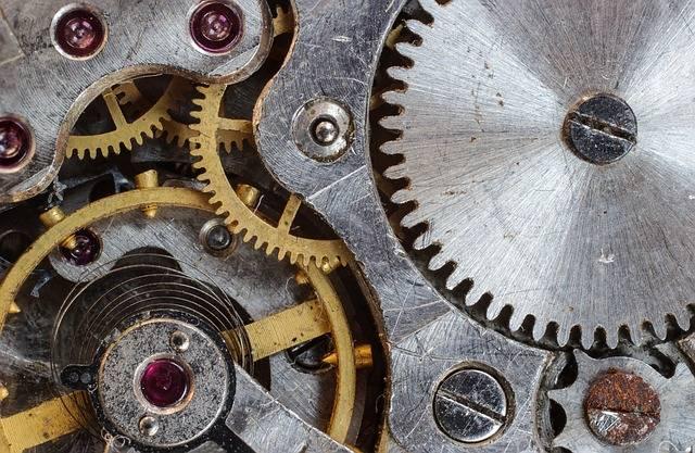 Macro Focus Cogwheel - Free photo on Pixabay (518183)