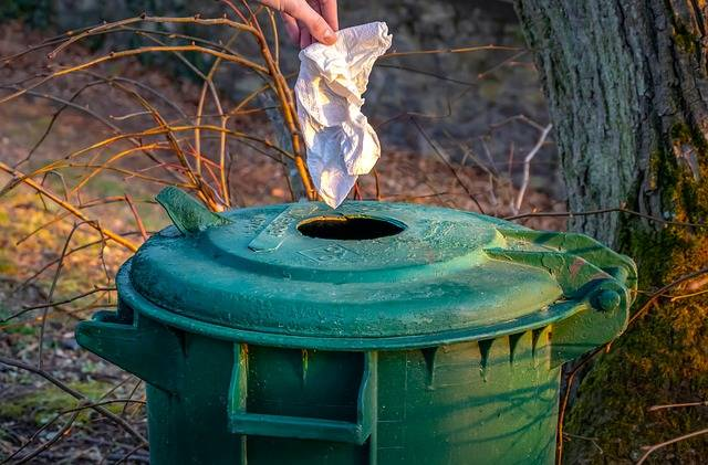 Garbage Dustbin Waste - Free photo on Pixabay (518189)