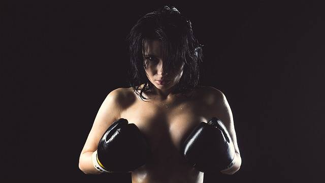 Female Body Boxing Gloves - Free photo on Pixabay (518321)