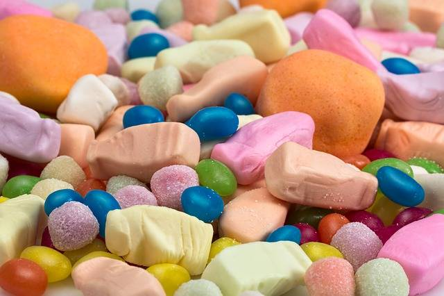 Candy Jelly Beans Confectionery - Free photo on Pixabay (518397)