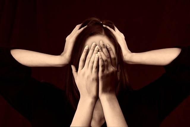 Woman Face Bullying - Free photo on Pixabay (519150)