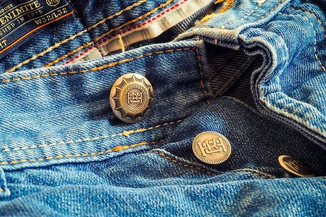 Jeans Pants Trouser Buttons - Free photo on Pixabay (519237)