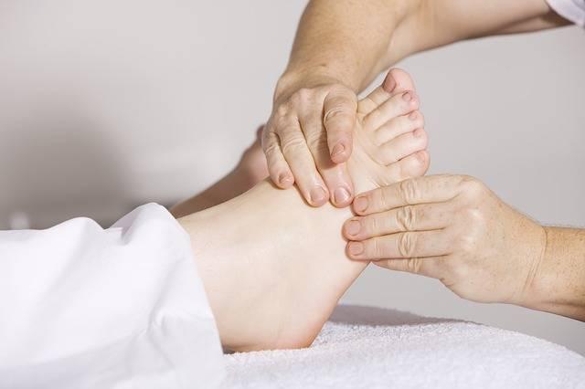 Physiotherapy Foot Massage - Free photo on Pixabay (519489)