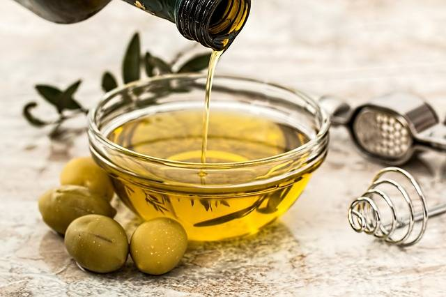 Olive Oil Salad Dressing Cooking - Free photo on Pixabay (520041)