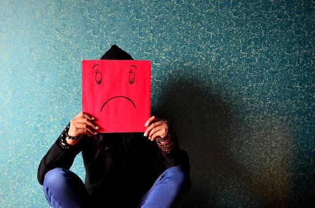 Unhappy Man Mask - Free photo on Pixabay (521455)