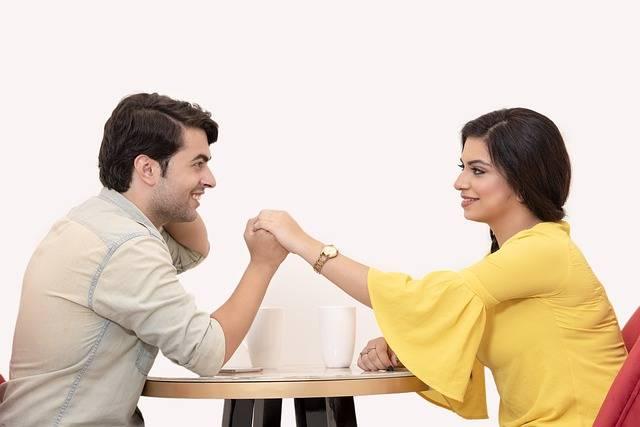 Girl Boy Dating - Free photo on Pixabay (521473)