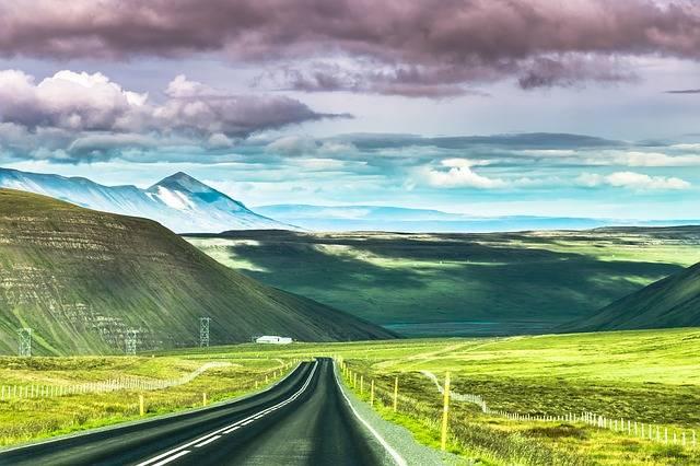Iceland Mountain Way - Free photo on Pixabay (521594)
