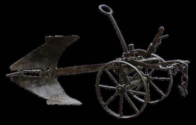 Plough Ploughshare Arable - Free photo on Pixabay (521642)